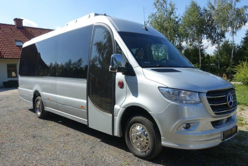 Υπηρεσίες Mini Bus